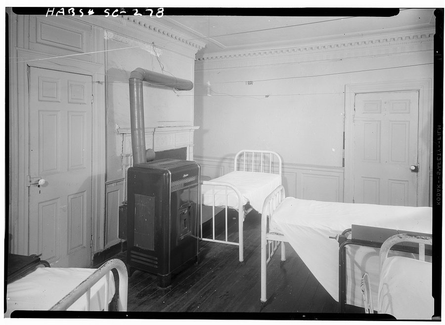 Cannon Street Hospital Beds
