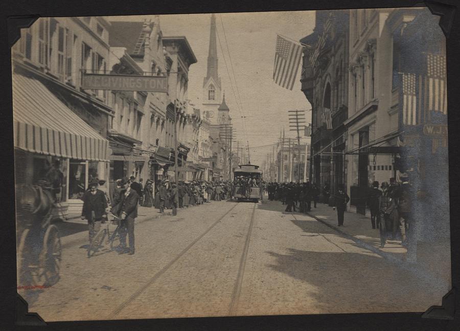 Upper King Street, 1901
