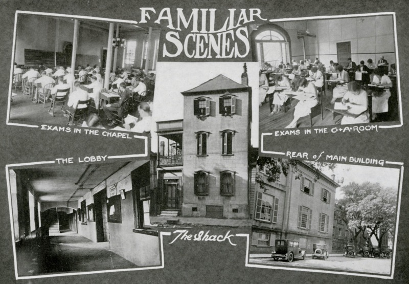 """Familiar Scenes"" in 1925"