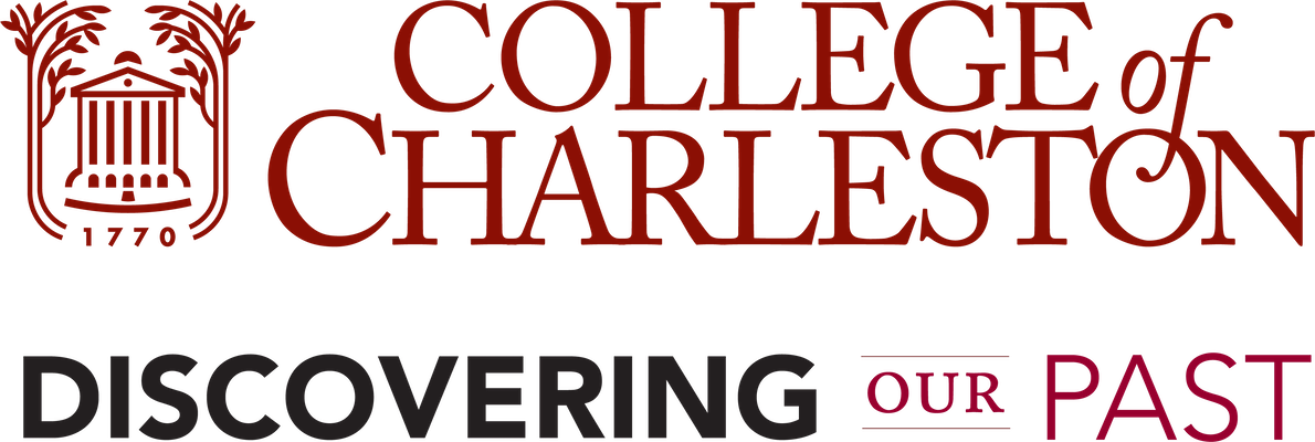 Discovering Our Past: College of Charleston Histories